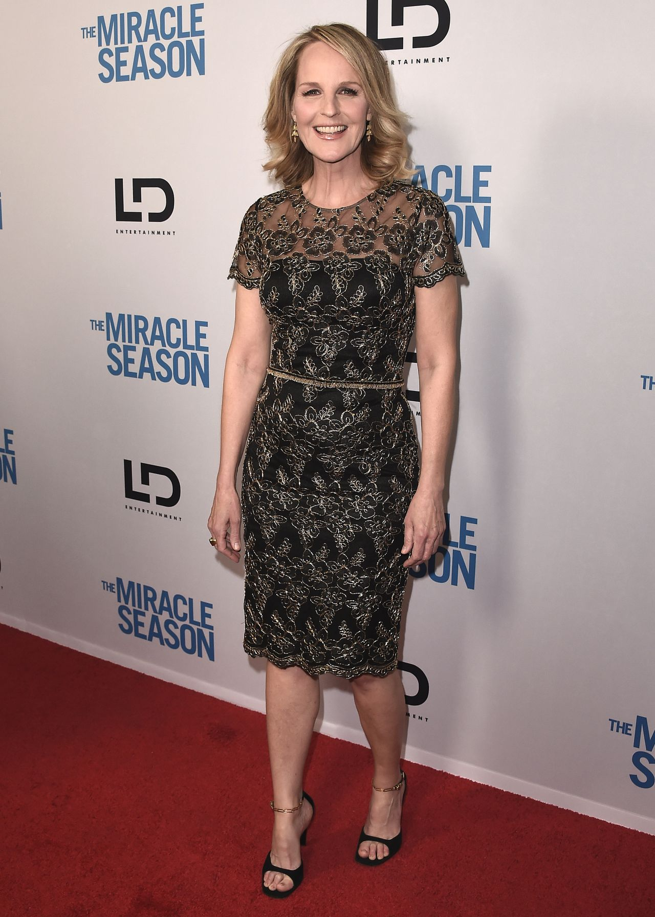 Helen Hunt The Miracle Season Special Screening In