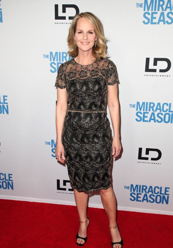 "Helen Hunt – ""The Miracle Season"" Special Screening in West Hollywood"
