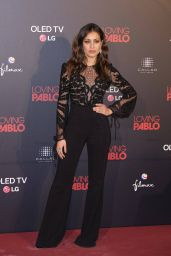 "Hiba Abouk – ""Loving Pablo"" Premiere in Madrid"
