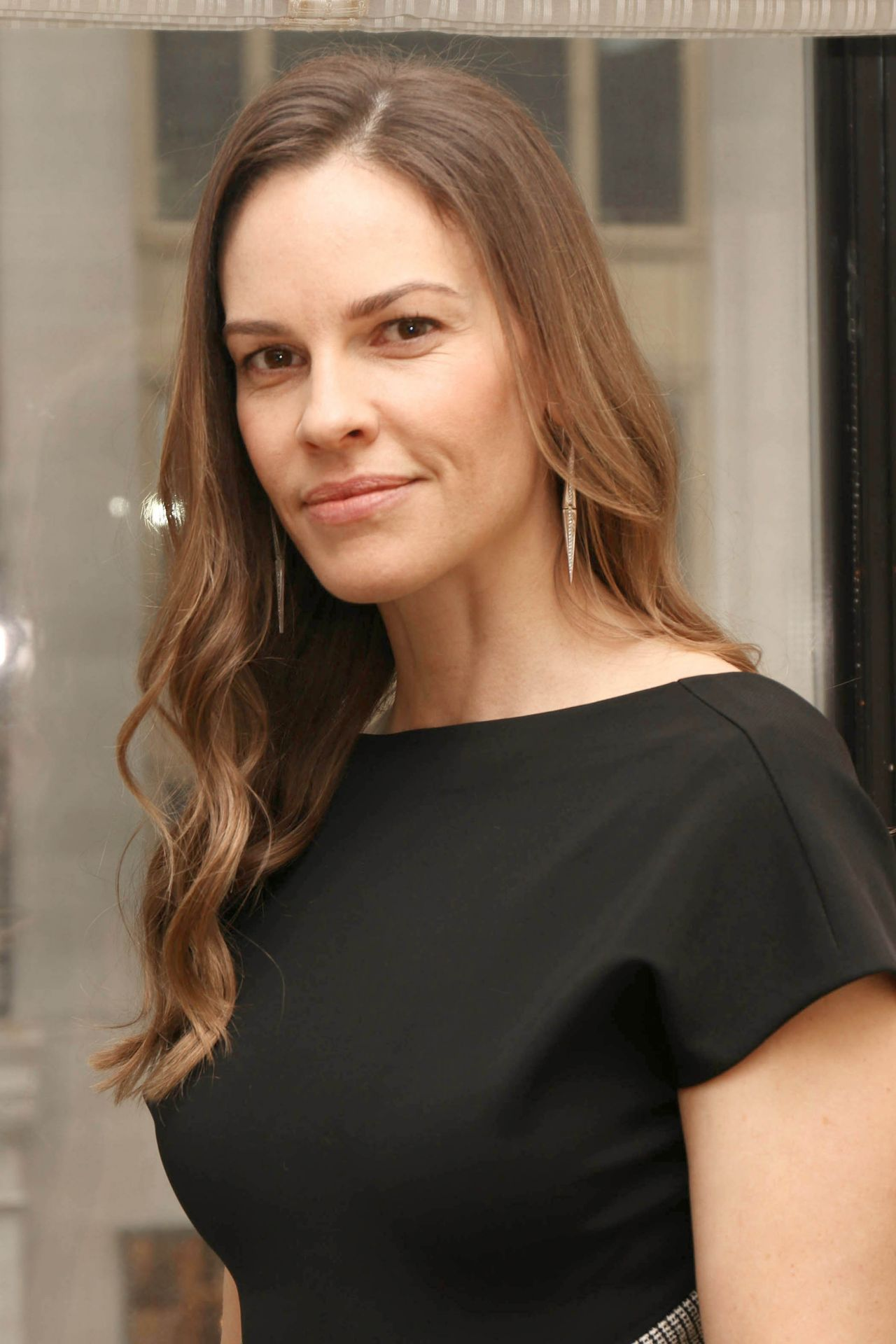Hilary Swank Quot Trust Quot Press Conference In Ny