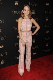 Holly Taylor – 2018 FX All-Star Party in NY