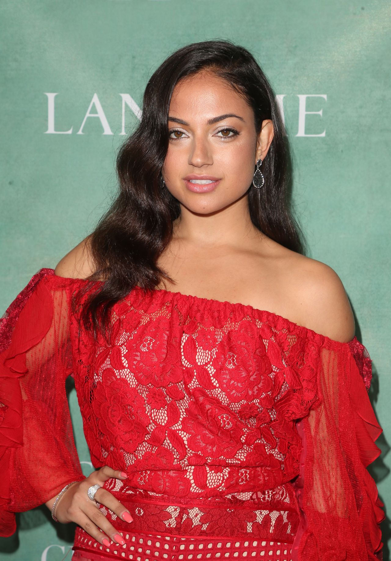 Is a cute Celebrity Inanna Sarkis naked photo 2017