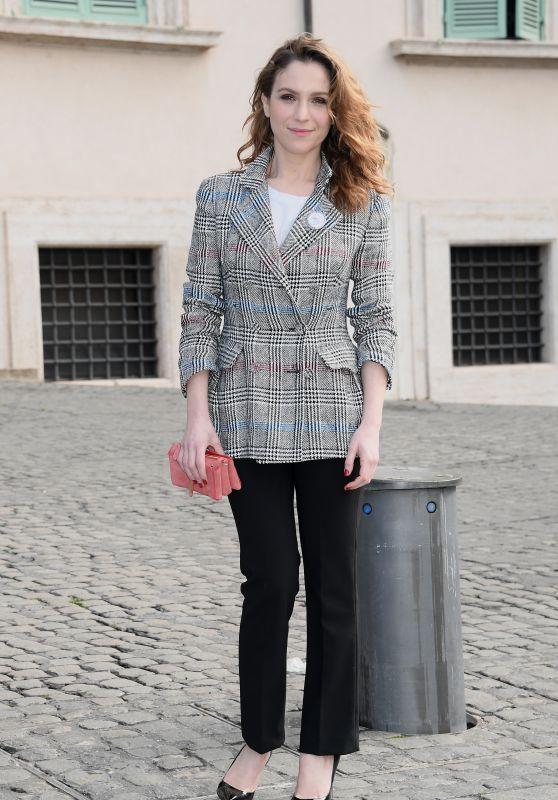 Isabella Ragonese – 2018 David di Donatello Awards in Rome