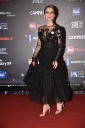 Isabella Ragonese – 2018 David di Donatello Awards Red Carpet in Rome