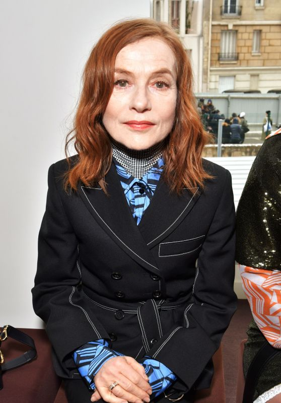Isabelle Huppert – Chloe Show FW18 in Paris