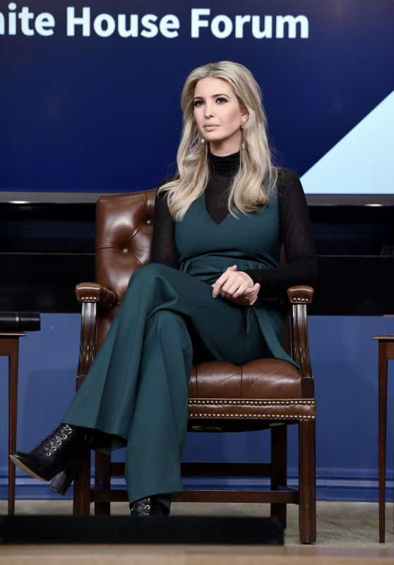 Ivanka Trump - Generation Next: A White House Forum in the South Court Auditorium - Washington 03/22/2018