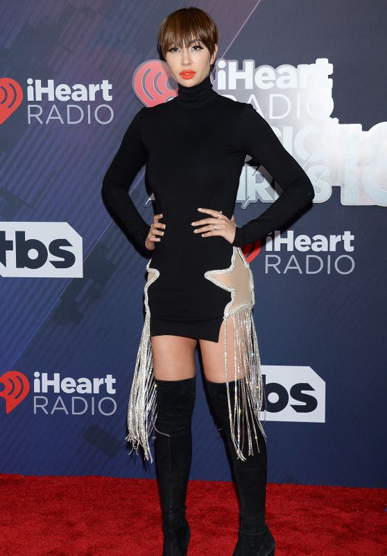 Jackie Cruz – 2018 iHeartRadio Music Awards in Inglewood