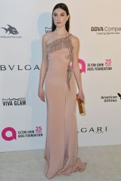 Jacquelyn Jablonski – Elton John AIDS Foundation's Oscar 2018 Viewing Party in West Hollywood