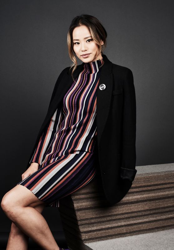 Jamie Chung - Deadline Studio Portraits at 2018 SXSW in Austin