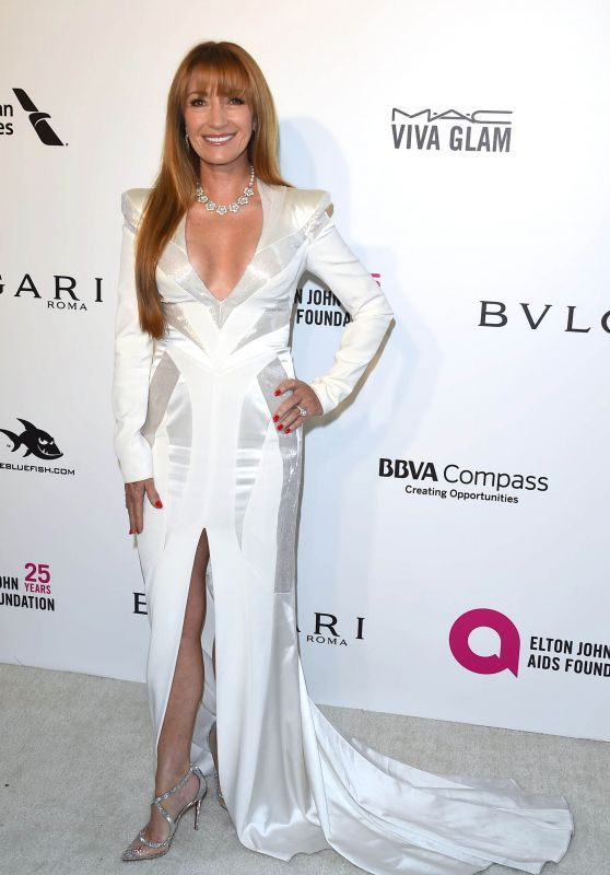 Jane Seymour – Elton John AIDS Foundation's Oscar 2018 Viewing Party in West Hollywood