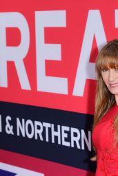 Jane Seymour – Film is GREAT Reception to Honor British Oscar Nominee in LA 03/02/2018