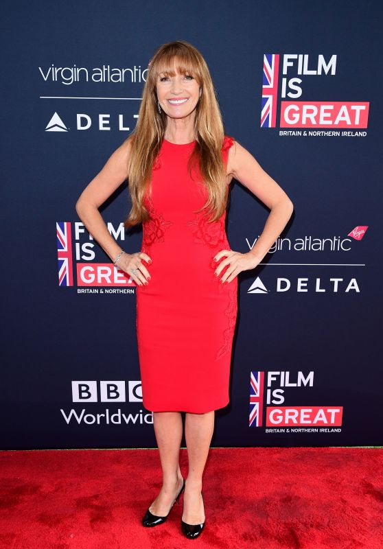 Jane Seymour – Film is GREAT Reception to Honor British Oscar Nominee in LA 03/02/2018