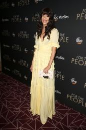 "Jasmin Savoy Brown - ""For The People"" Premiere in LA"