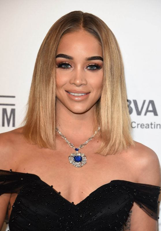 Jasmine Sanders – Elton John AIDS Foundation's Oscar 2018 Viewing Party in West Hollywood