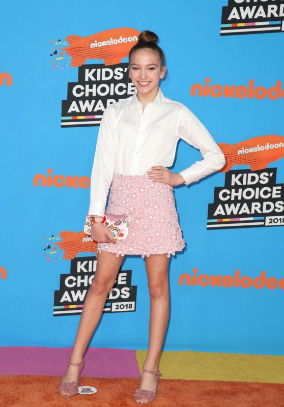 Jayden Bartels – 2018 Nickelodeon Kids' Choice Awards