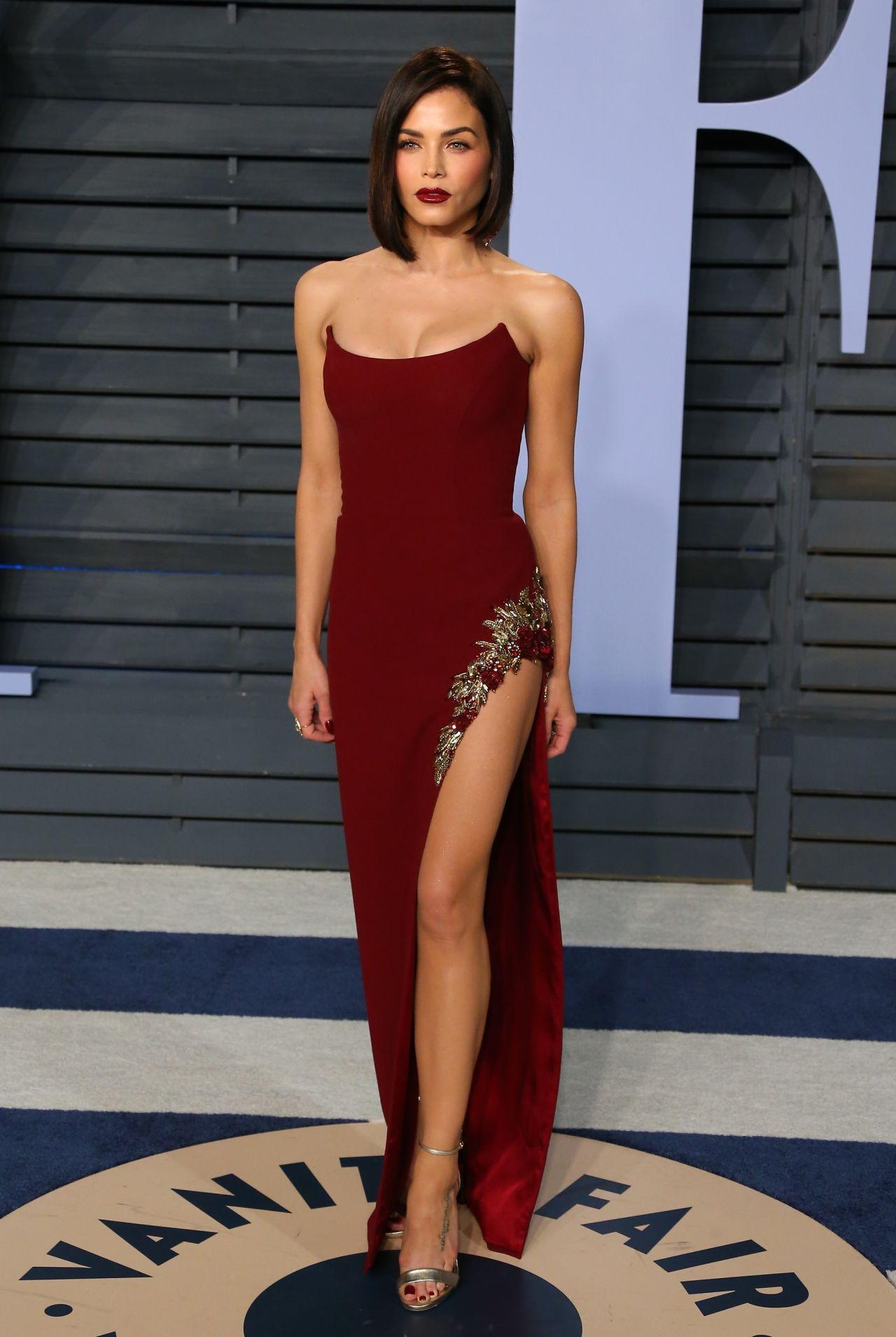 Jenna Dewan Tatum 2018 Vanity Fair Oscar Party In