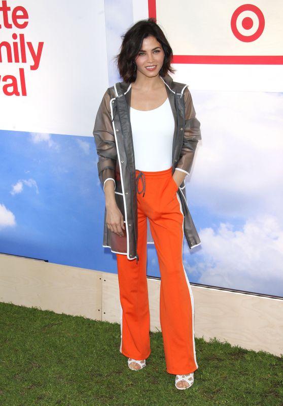 Jenna Dewan Tatum – Hunter for Target Ultimate Family Festival in Pasadena