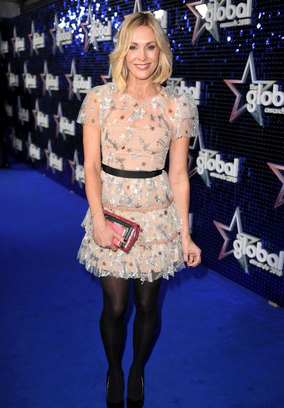 Jenni Falconer – The Global Awards 2018 in London