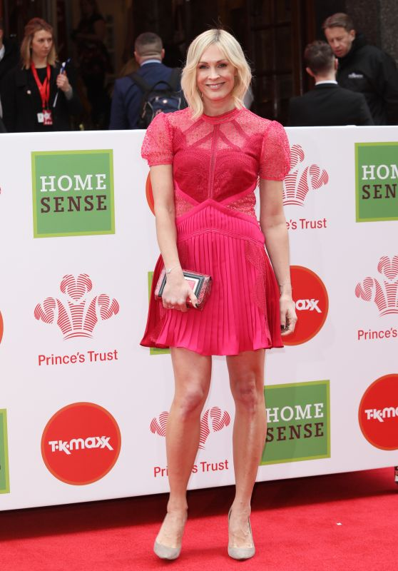 Jenni Falconer – The Prince's Trust and TK Maxx and Homesense Awards in London