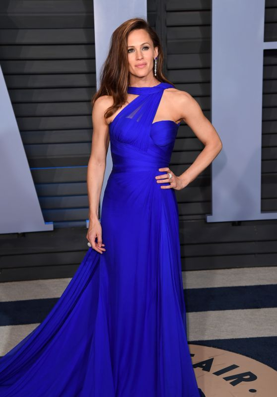 Jennifer Garner – 2018 Vanity Fair Oscar Party in Beverly Hills