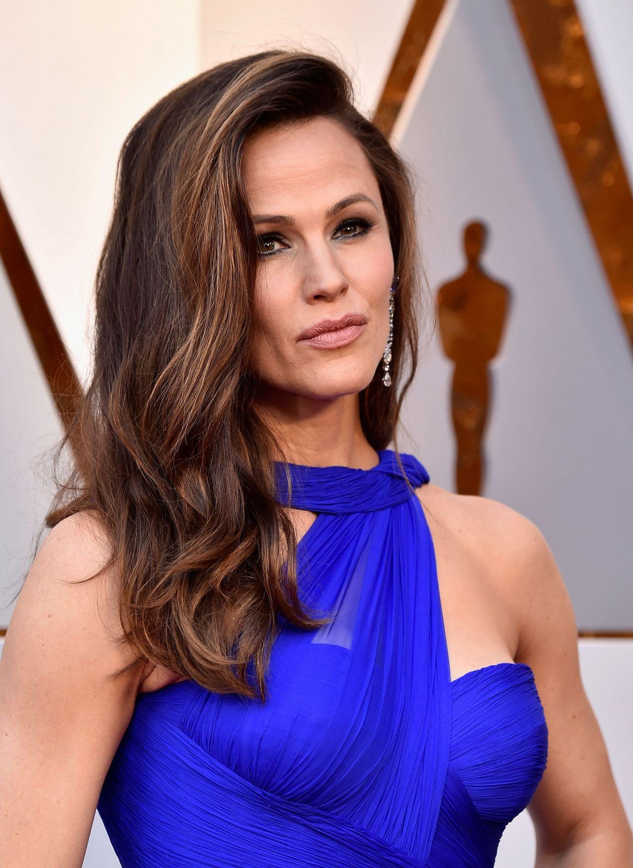 Jennifer Garner – Oscars 2018 Red Carpet Jennifer Garner