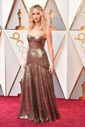 Jennifer Lawrence - Oscars 2018 Red Carpet