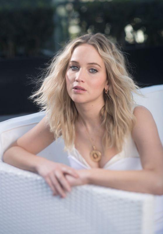 Jennifer Lawrence - Photoshoot for USA Today (2018)