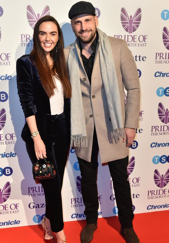 Jennifer Metcalfe – 2018 Pride Of The North East Awards in Newcastle