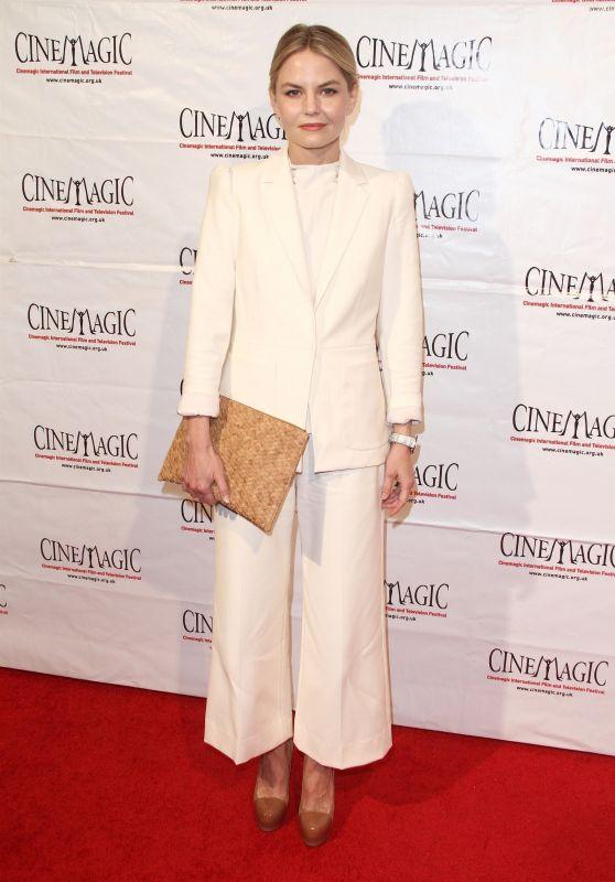 Jennifer Morrison - Cinemagic Annual Gala in Santa Monica 03/15/2018