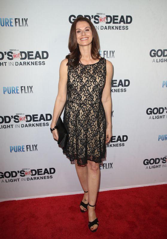 """Jennifer Taylor – """"God's Not Dead: A Light in Darkness"""" Premiere in LA"""
