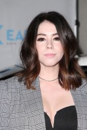 Jillian Rose Reed - 2018 Global Green Pre-Oscar Gala