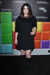 "Jillian Rose Reed – ""The Zendaya Edit"" Block Party in LA"
