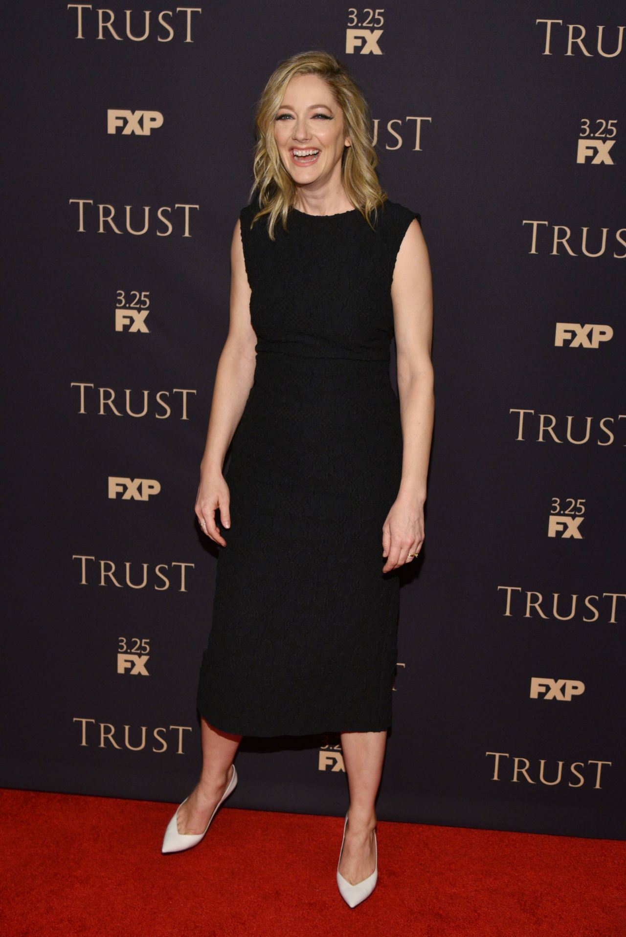 Judy Greer 2018 Fx All Star Party In Ny