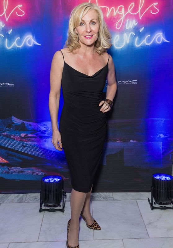 Judy McLane – Broadway Revival Angels In America Opening in NY