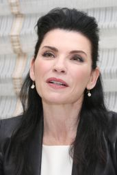 Julianna Margulies - Press Conference for Dietland in New York 03/20/2018