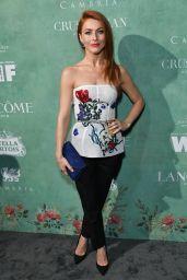 Julianne Hough – 2018 Women in Film Pre-Oscar Cocktail Party in LA