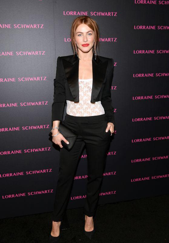 Julianne Hough – Lorraine Schwartz Eye Bangles Collection Launch