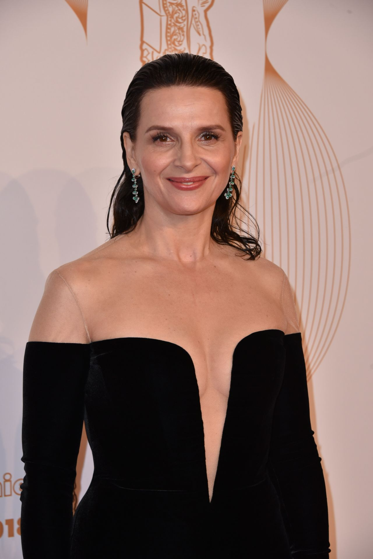Juliette Binoche Cesar Film Awards 2018 In Paris