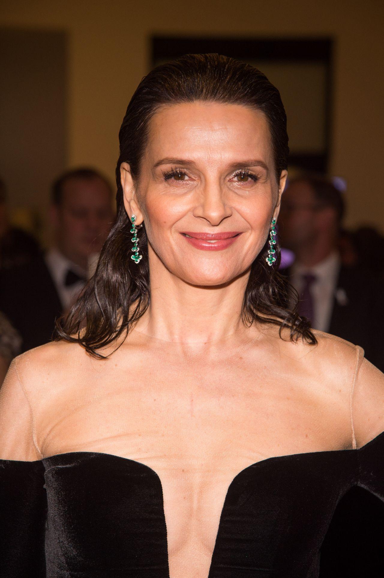 Juliette Binoche Cesar Film Awards 2018 In Paris
