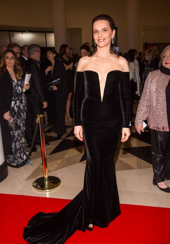Juliette Binoche – Cesar Film Awards 2018 in Paris