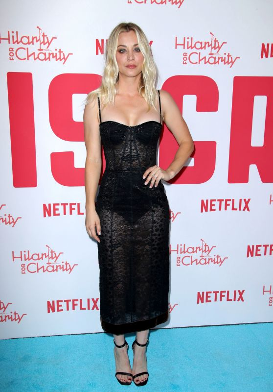 Kaley Cuoco - Hilarity for Charity