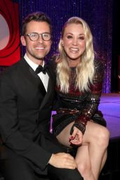 Kaley Cuoco - James Paw 007 Ties & Tails Gala in Westlake Village