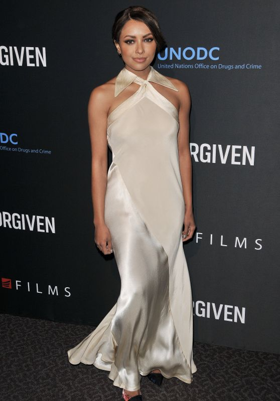 """Kat Graham – """"The Forgiven"""" Premiere in Los Angeles"""
