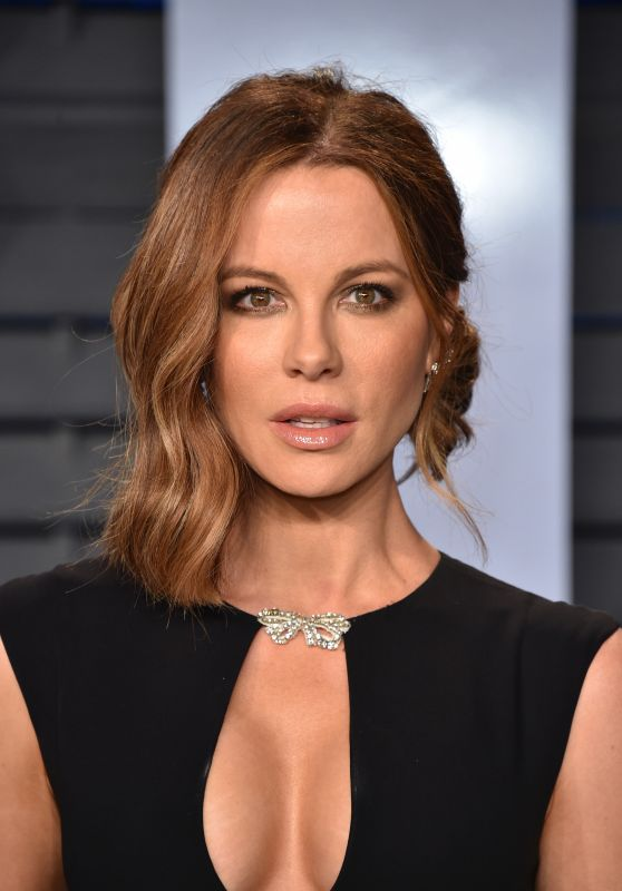 Kate Beckinsale – 2018 Vanity Fair Oscar Party in Beverly Hills