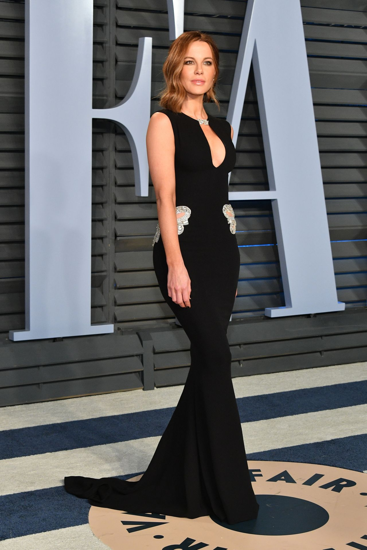 Kate Beckinsale 2018 Vanity Fair Oscar Party In Beverly Hills