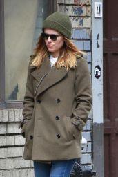 Kate Mara - Takes a Stroll in SoHo, NYC 03/12/2018