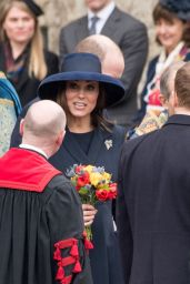 Kate Middleton - 2018 Commonwealth Day Service in London