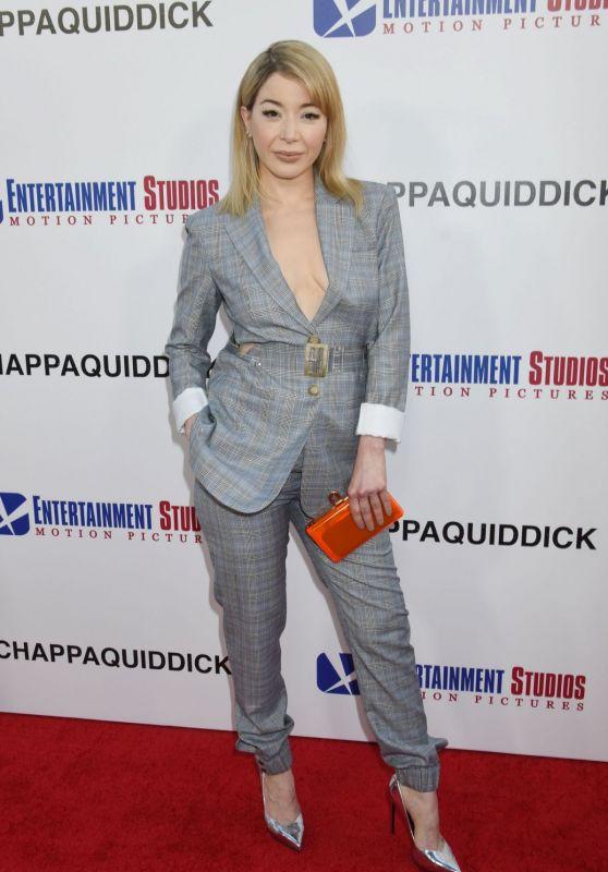 """Katherine Castro – """"Chappaquiddick"""" Premiere in LA"""
