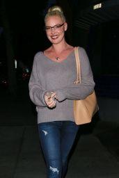 Katherine Heigl at Matsuhisa Restaurant in Beverly Hills 03/27/2018