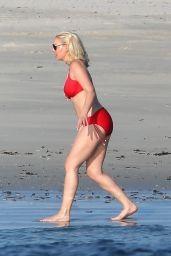 Katherine Heigl in Bikini - Beach in Puerta Vallarta 03/06/2018